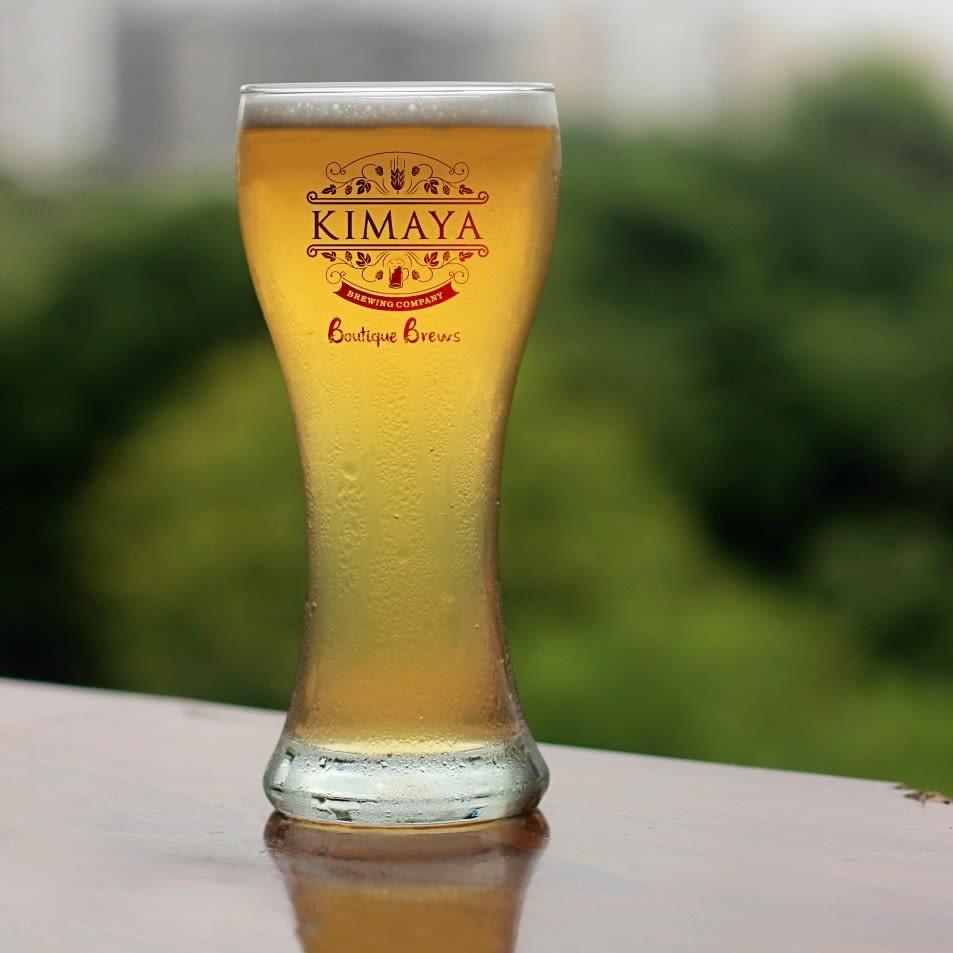 Kimaya - Cilantro Wheat Ale