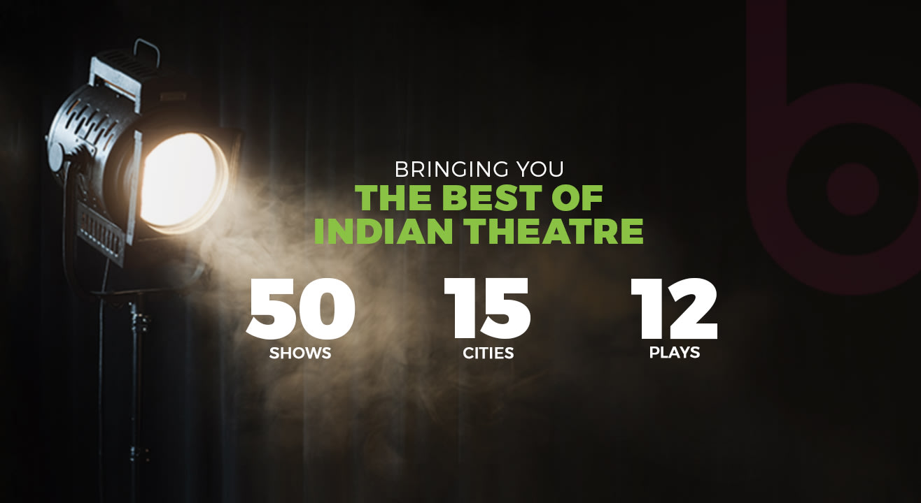 Zee Theatre – Bringing the Best of Indian Theatre to the World