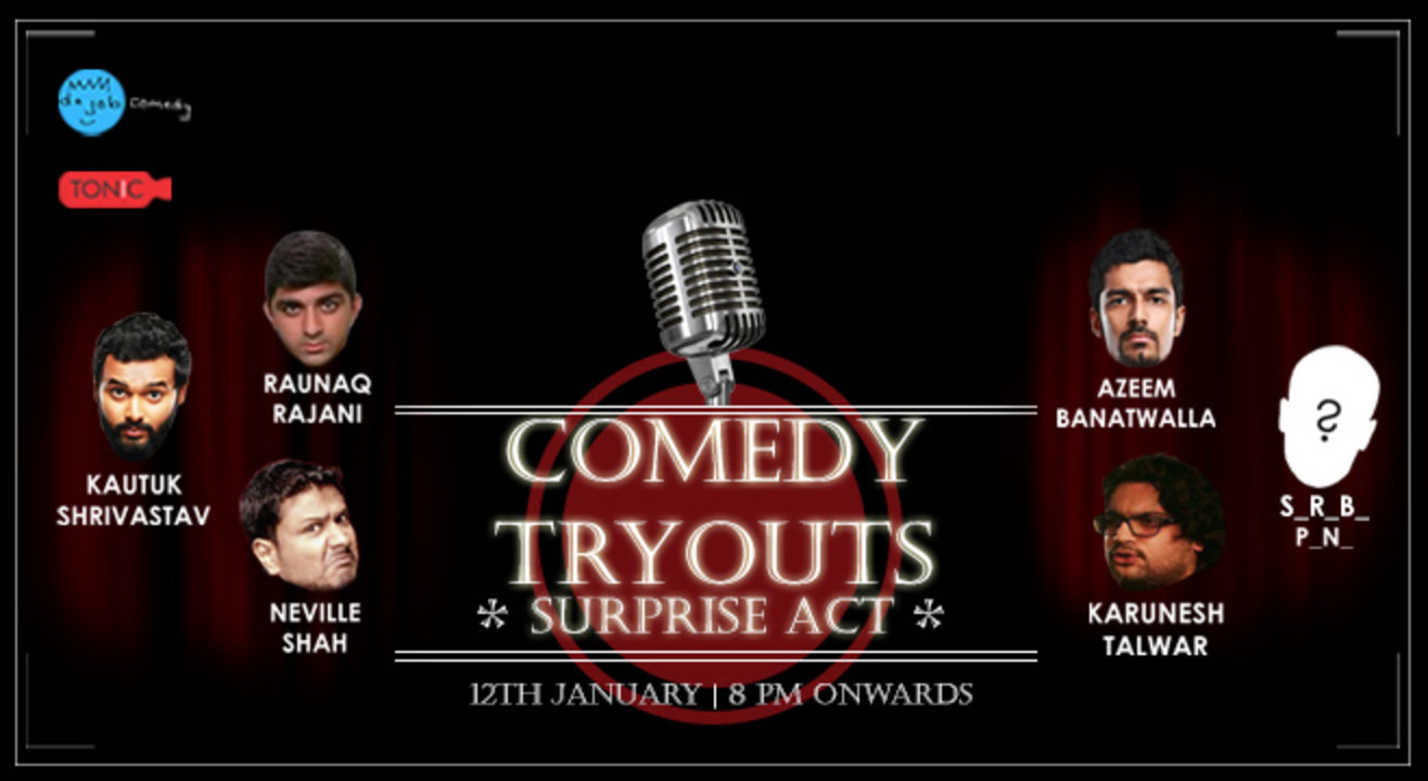 Comedy Tryouts