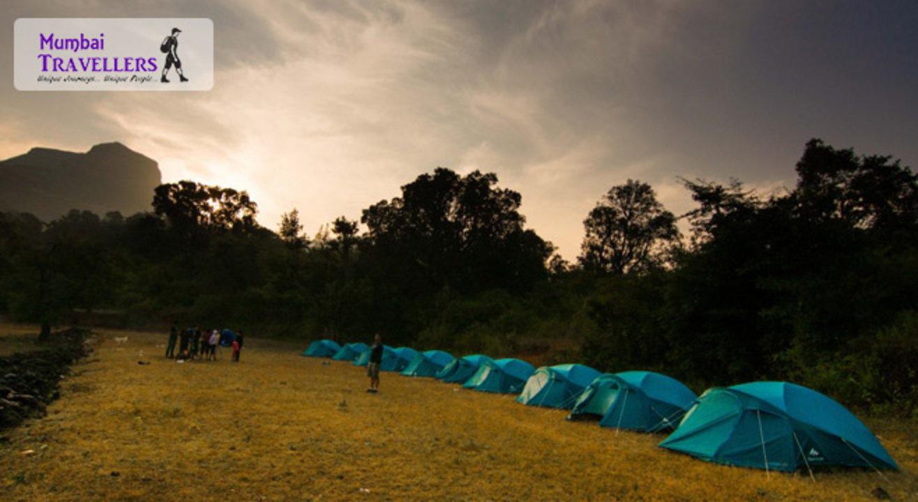 Go Camping: Bhandardara