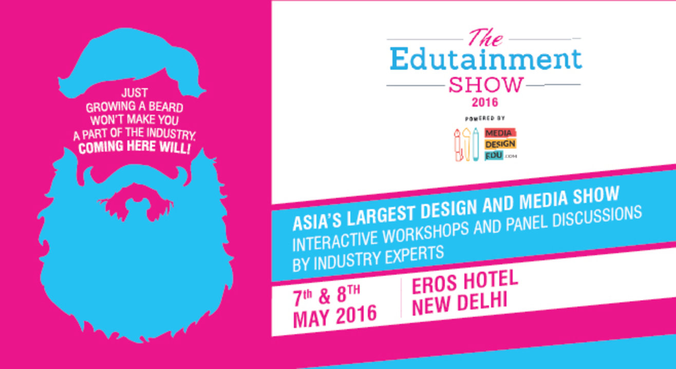 The Edutainment Show, Delhi