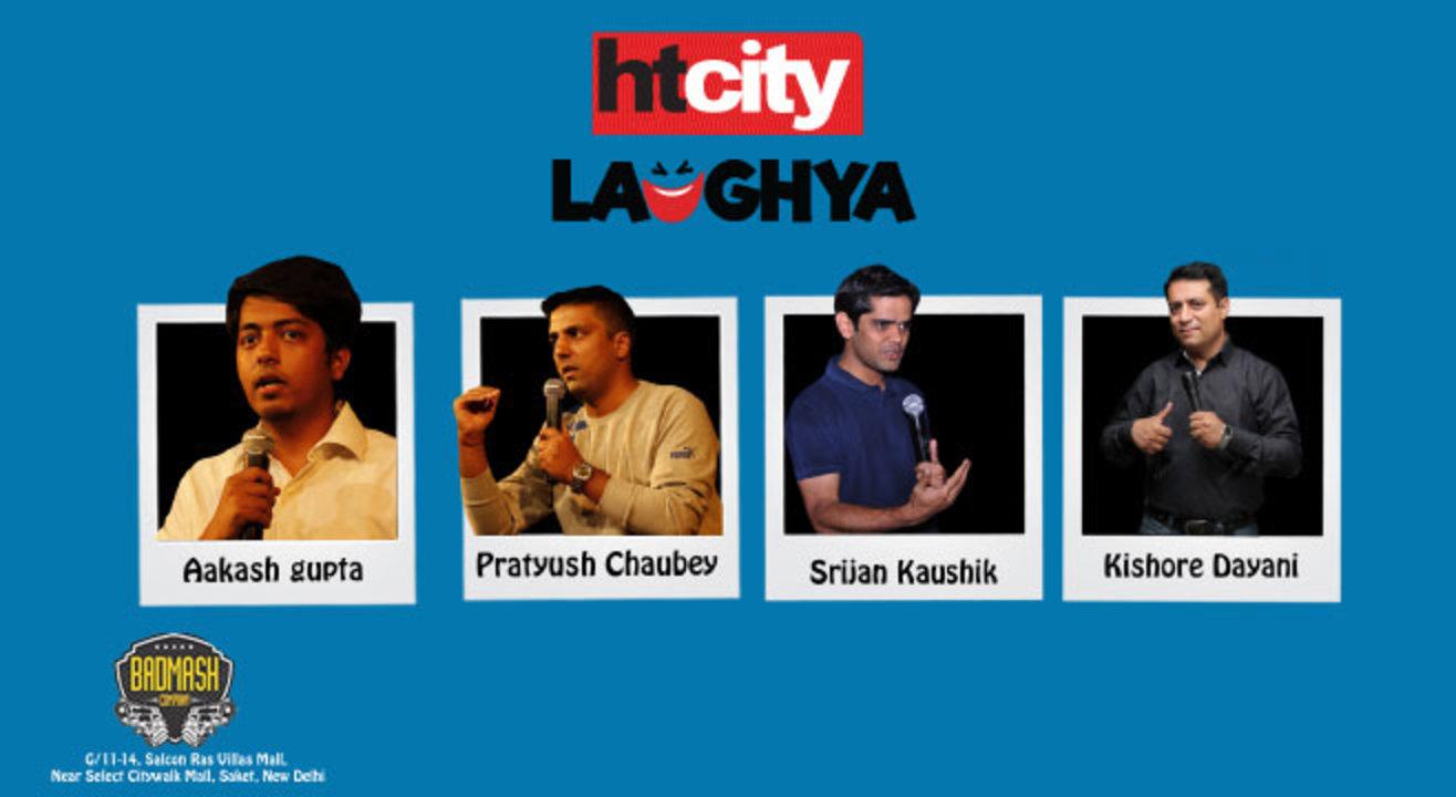 HT City Laughya at Badmash Company