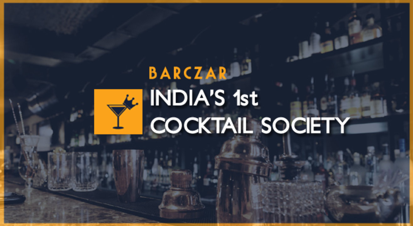 BarCzar - India's 1st Invite Only Cocktail Society