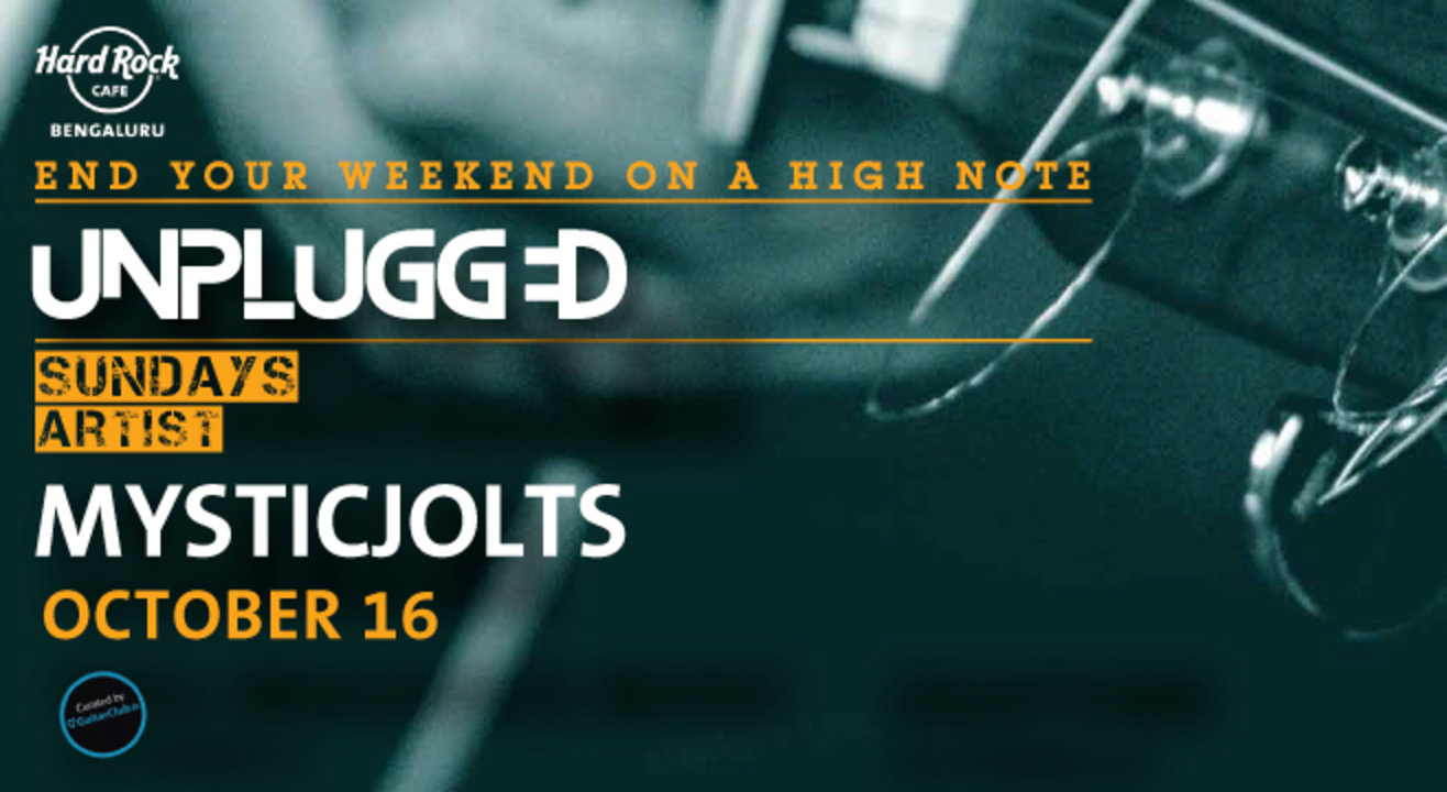Unplugged Sundays ft. Mysticjolts
