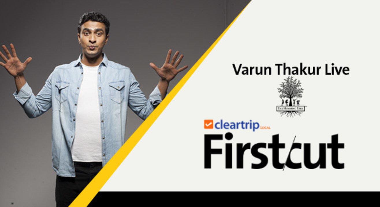 Varun Thakur Live, Bangalore