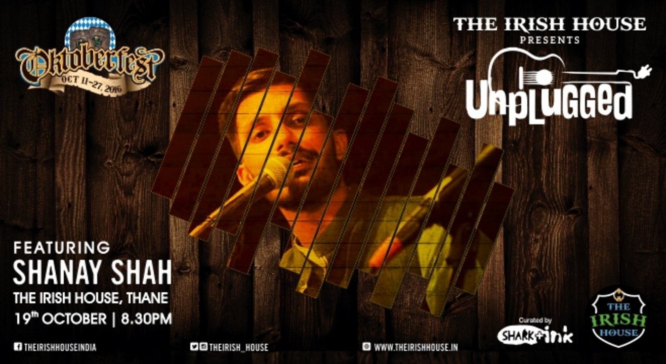 The Irish House presents: Unplugged with Shanay Shah