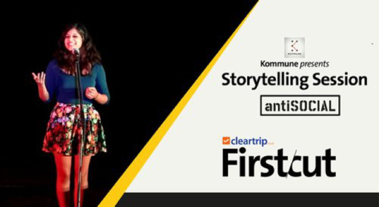 Kommune Presents Storytelling Session, Delhi