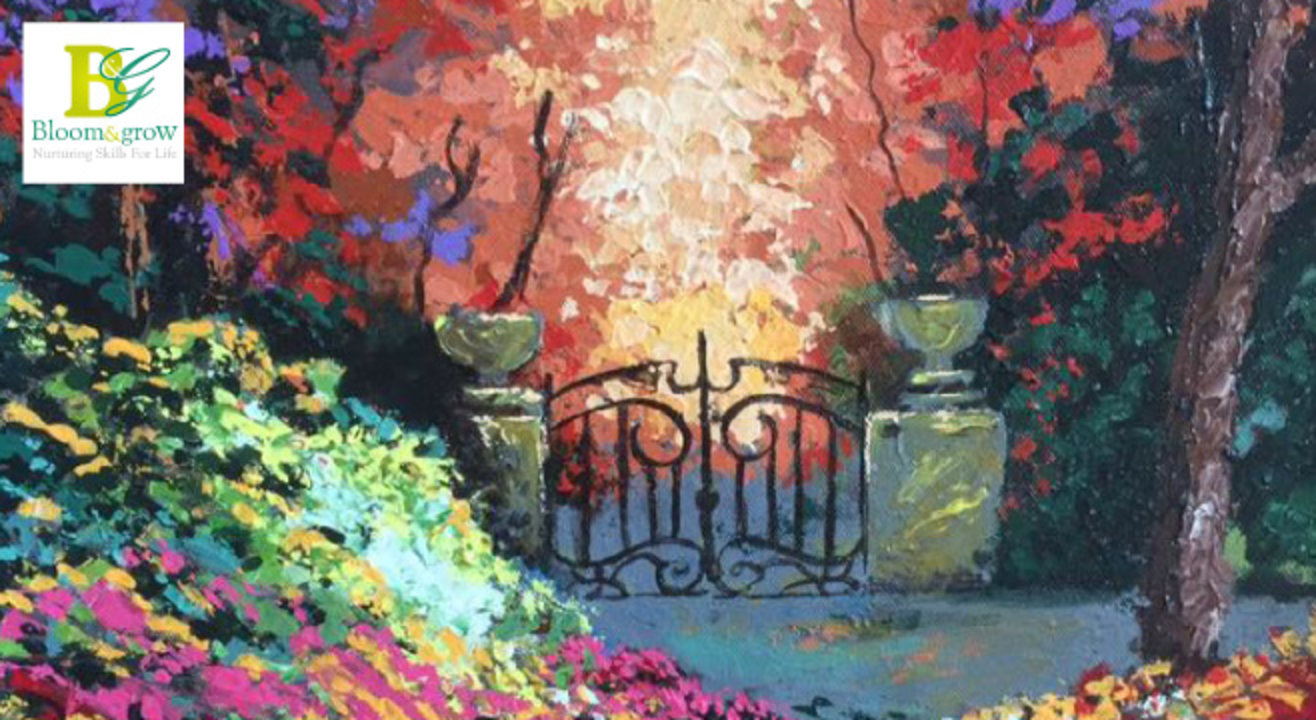 Art Classes for Adults (4 Month Course)