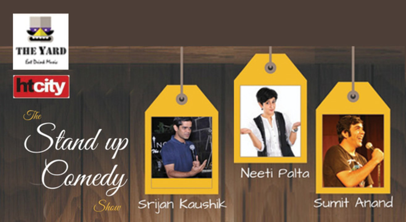 HT City The Standup Comedy Show