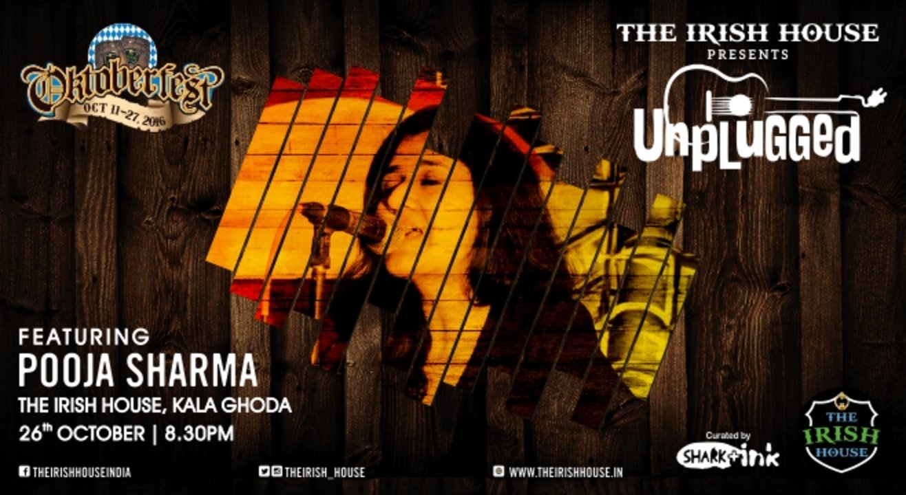 The Irish House presents: Unplugged with Pooja Sharma