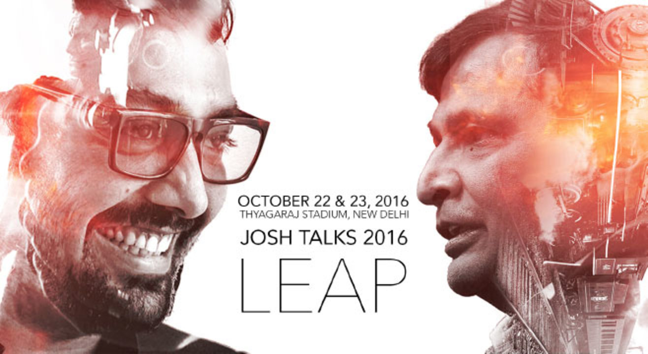 Josh Talks 2016 : LEAP