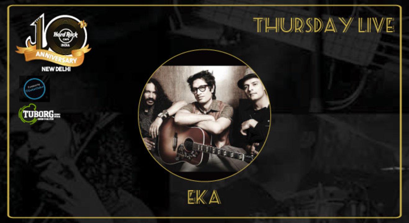 Thursday Live ft. EKA