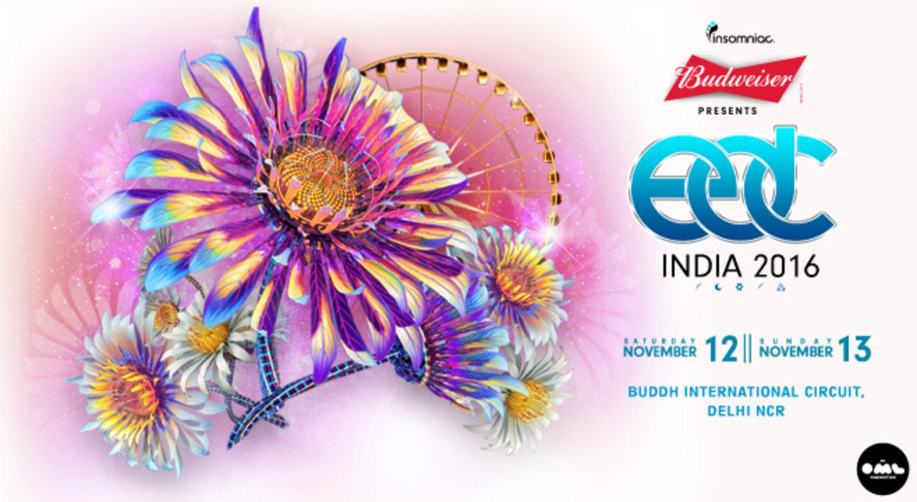Shuttle to Budweiser presents EDC India