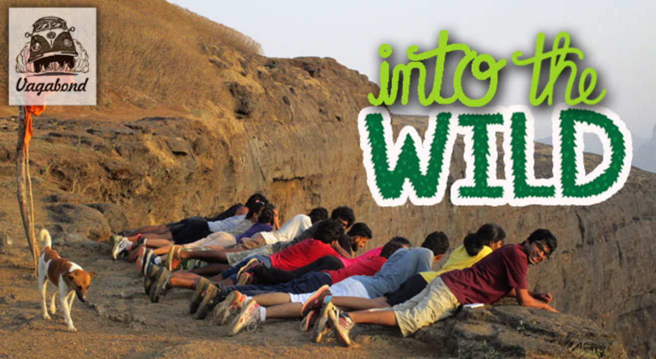 Into The Wild - Harishchandragad