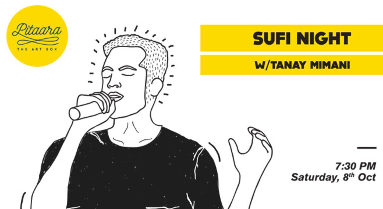 Sufi Night with Tanay Mimani