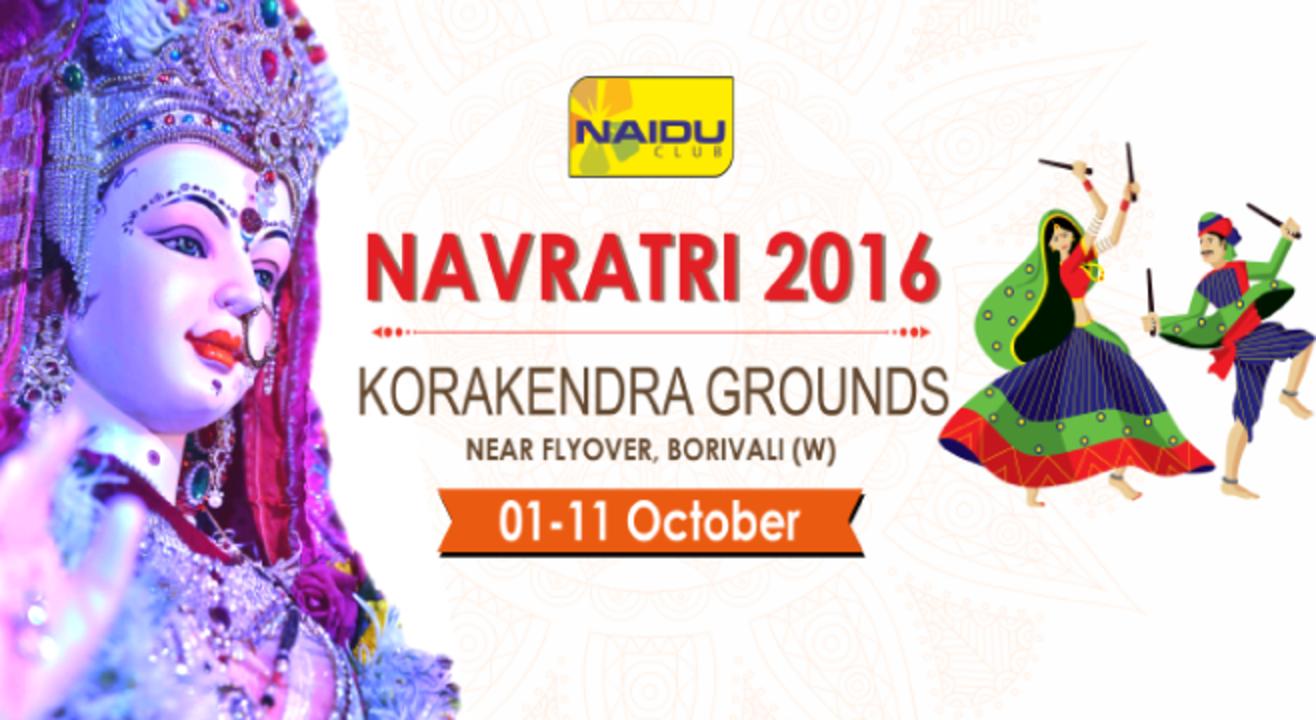 Naidu Club Korakendra Navratri 2016
