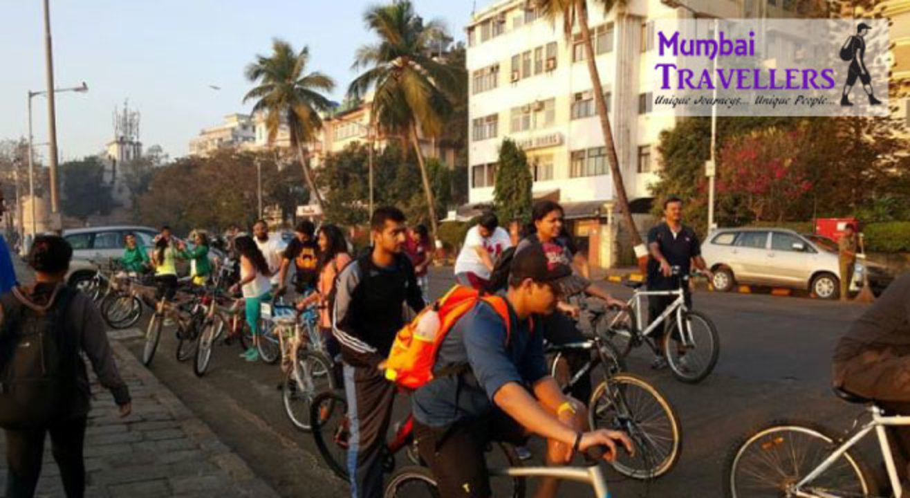 Go Cycling: Breakfast Ride In Mumbai