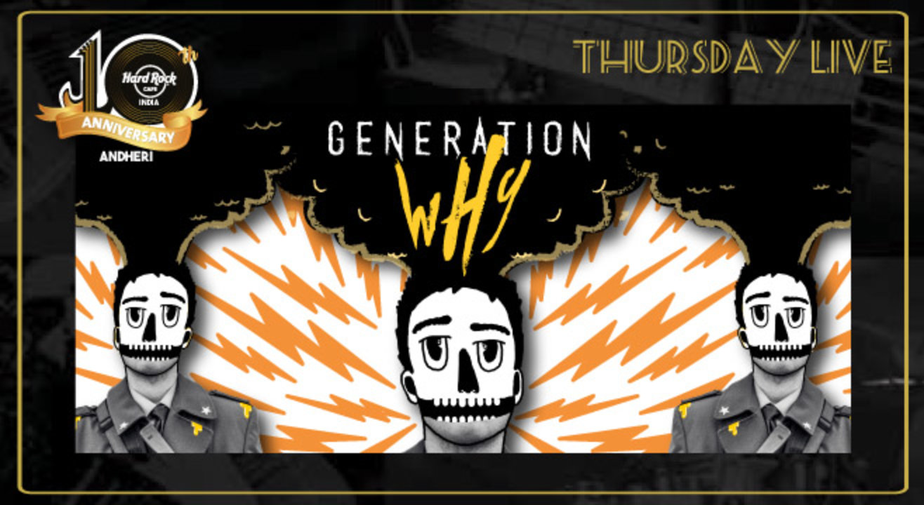 Thursday Live ft. Generation Why