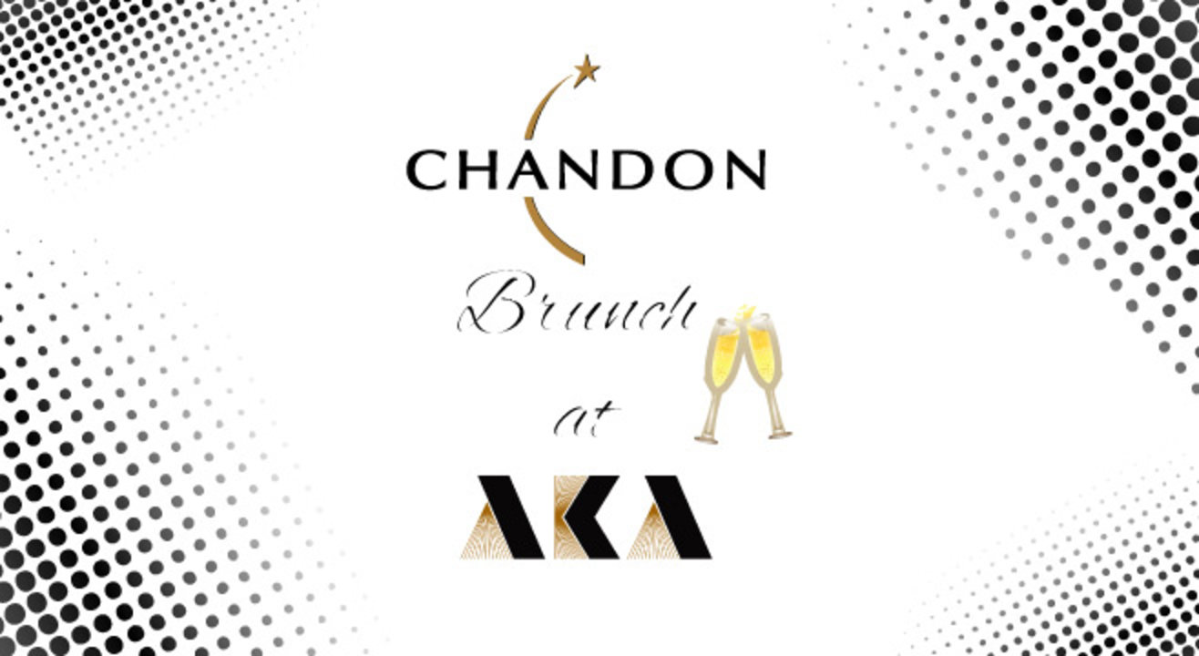 Chandon Brunch @ AKA