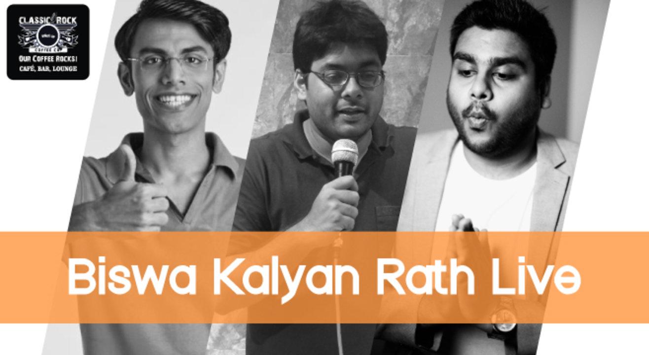 Biswa Kalyan Rath Live