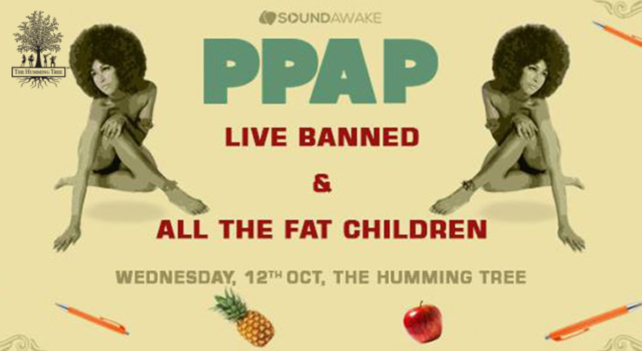 PPAP ft Live Banned | All the Fat Children