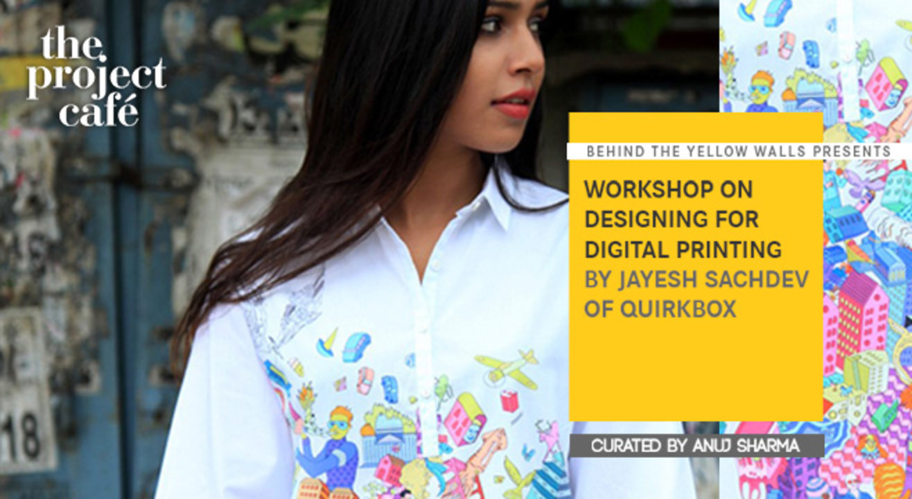 Behind The Yellow Walls with Quirkbox