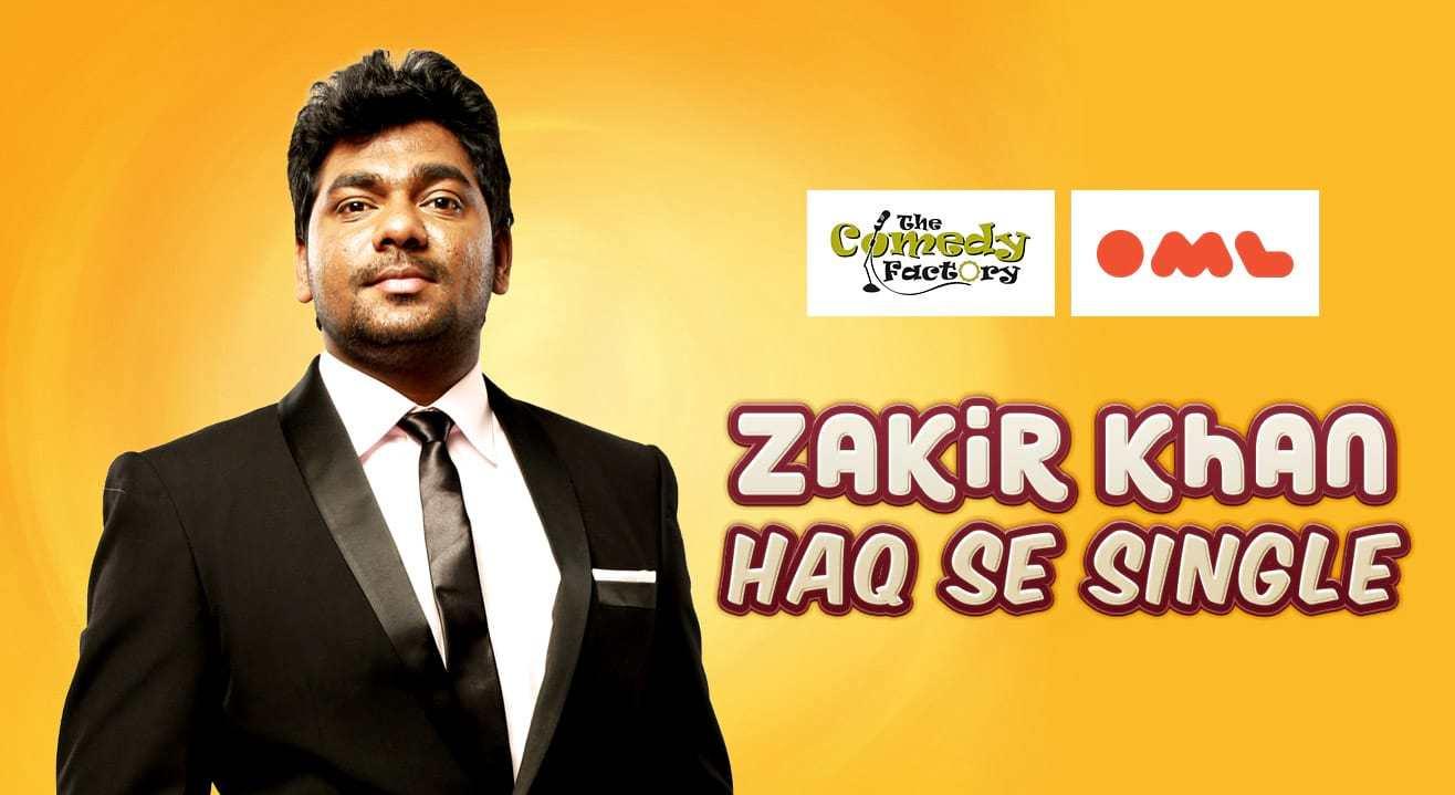 Zakir Khan - Haq Se Single, Rajkot