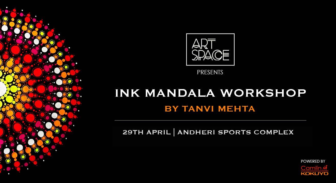 Ink Mandala Workshop with Ink Tales founder Tanvi Mehta