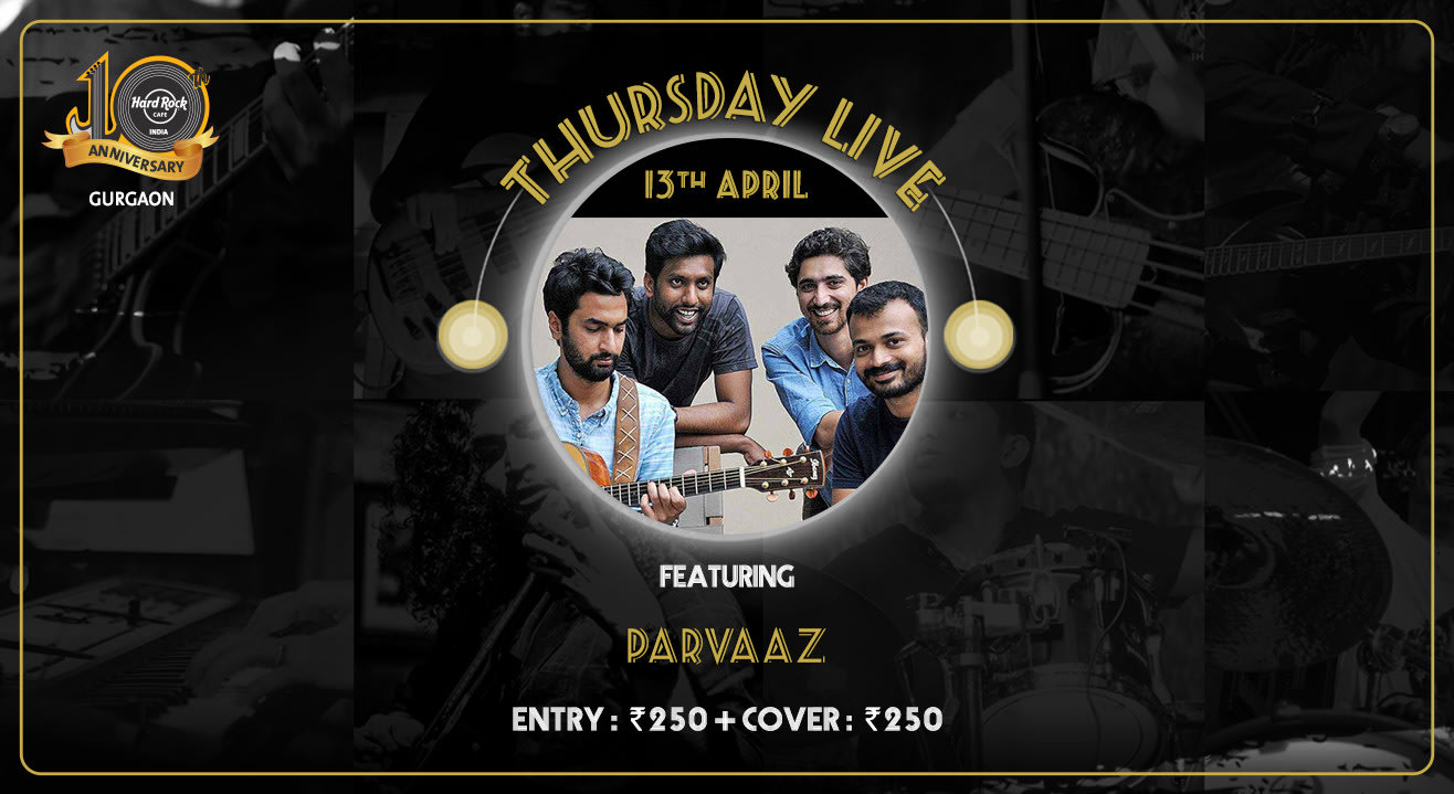 Parvaaz - Thursday Live!