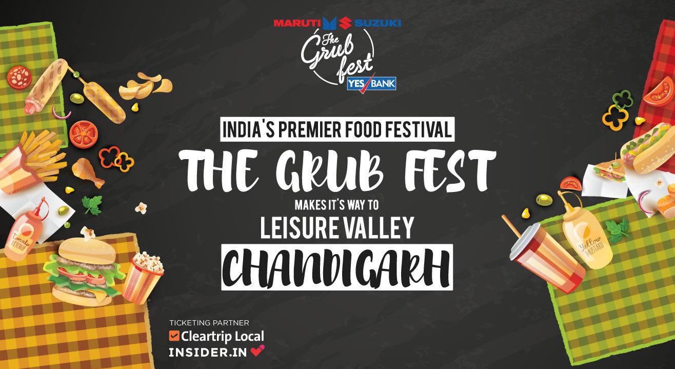 The Grub Fest, Chandigarh