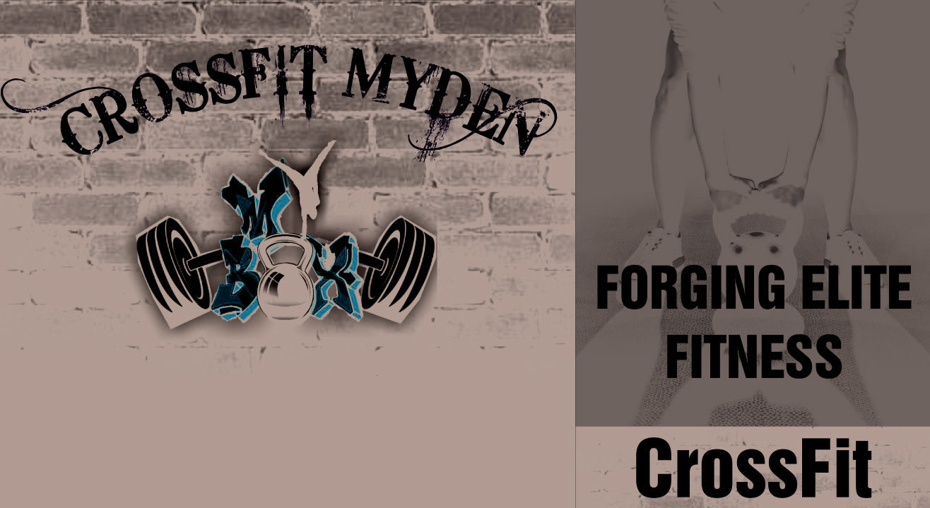 Get fit with CrossFit at CrossFit Myden