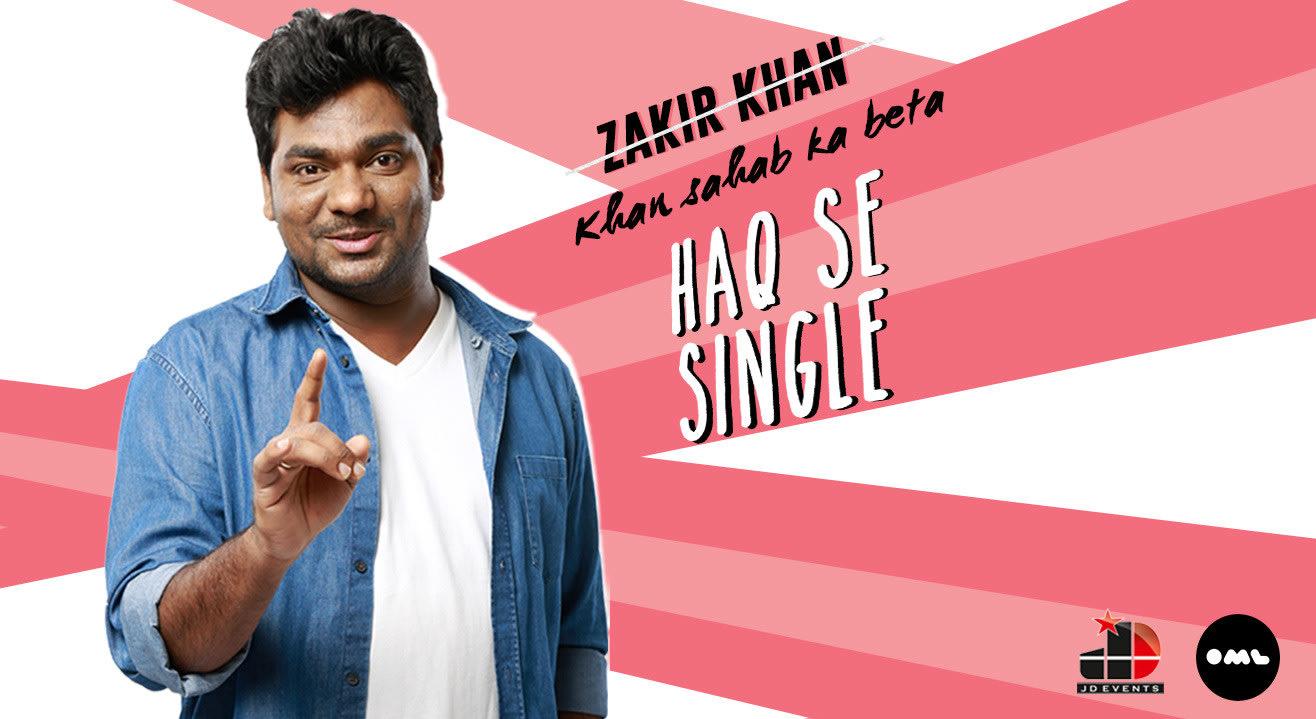 Zakir Khan - Haq Se Single, Indore