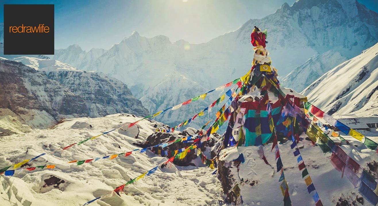 Adventure Of A Life Time: Everest Base Camp Trek