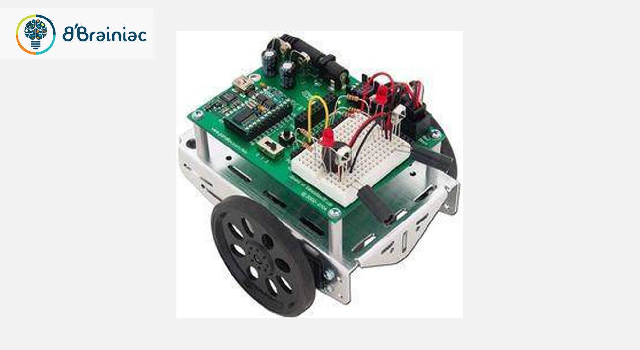 Robotics Engineer Workshop for kids