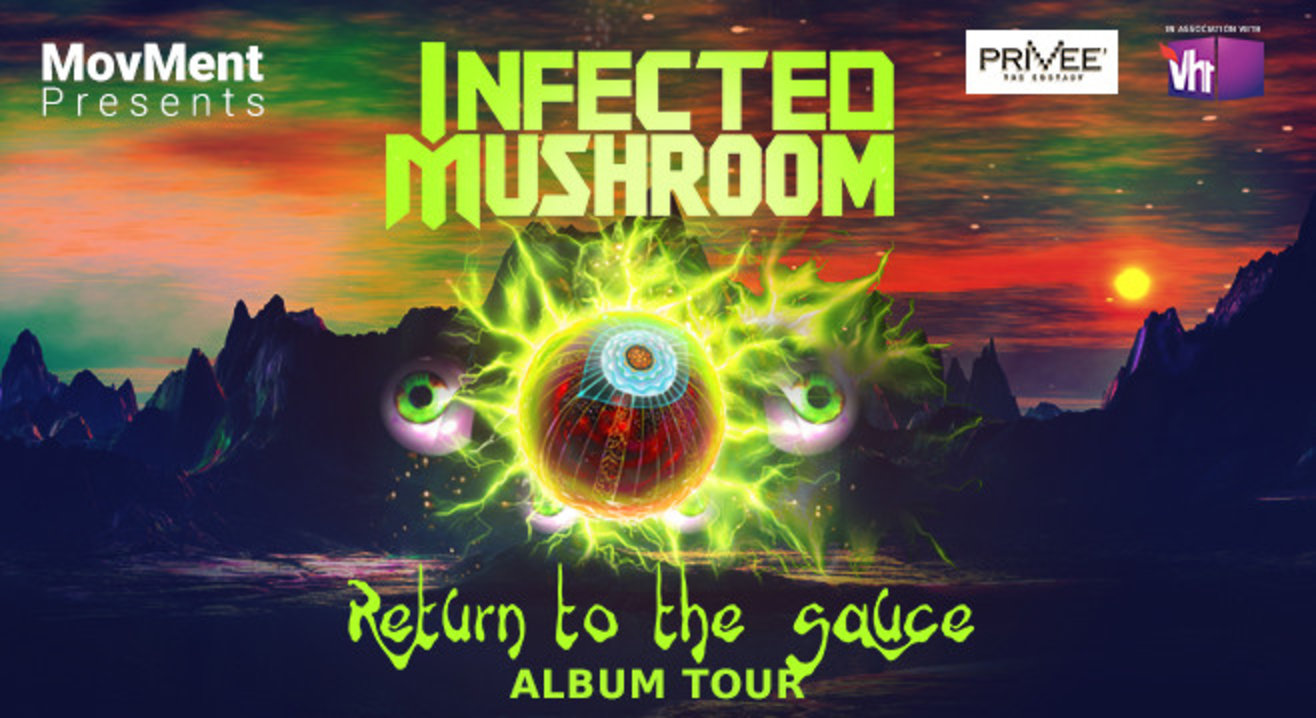 Once Upon A Time in Delhi City with Infected Mushroom