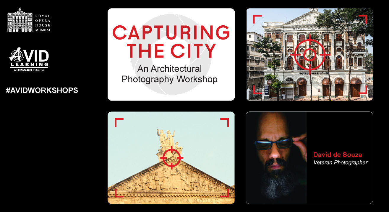 Capturing the City: An Architectural Photography Workshop