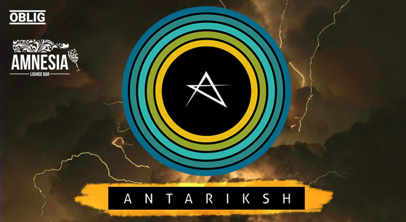 Antariksh - The band, Live