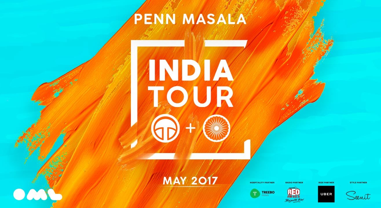 Penn Masala is coming to India this May!