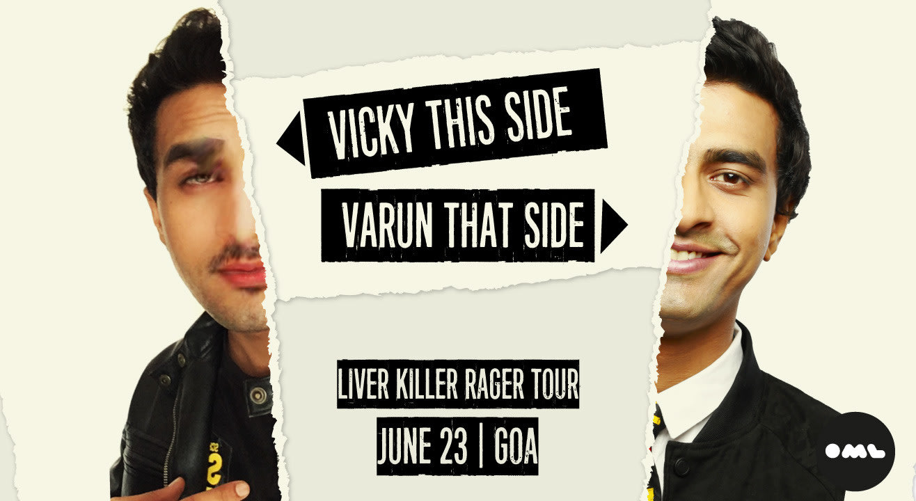 Vicky This Side | Varun That Side, Goa