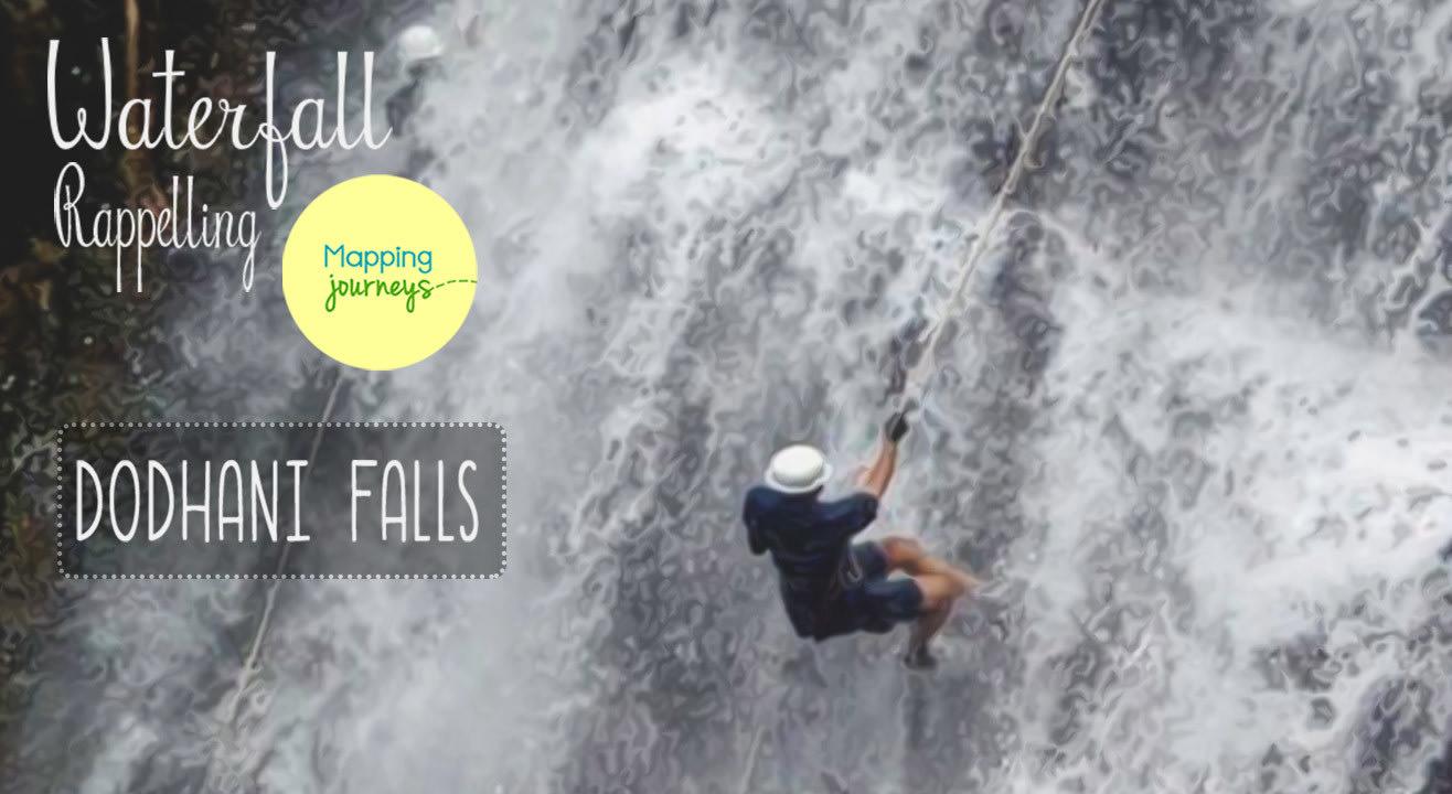 Waterfall Rappelling - Dodhani Falls