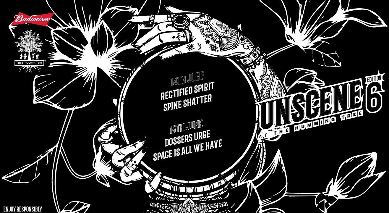 Unscene Edition 6 : Metal Night & Indie/Alt Night