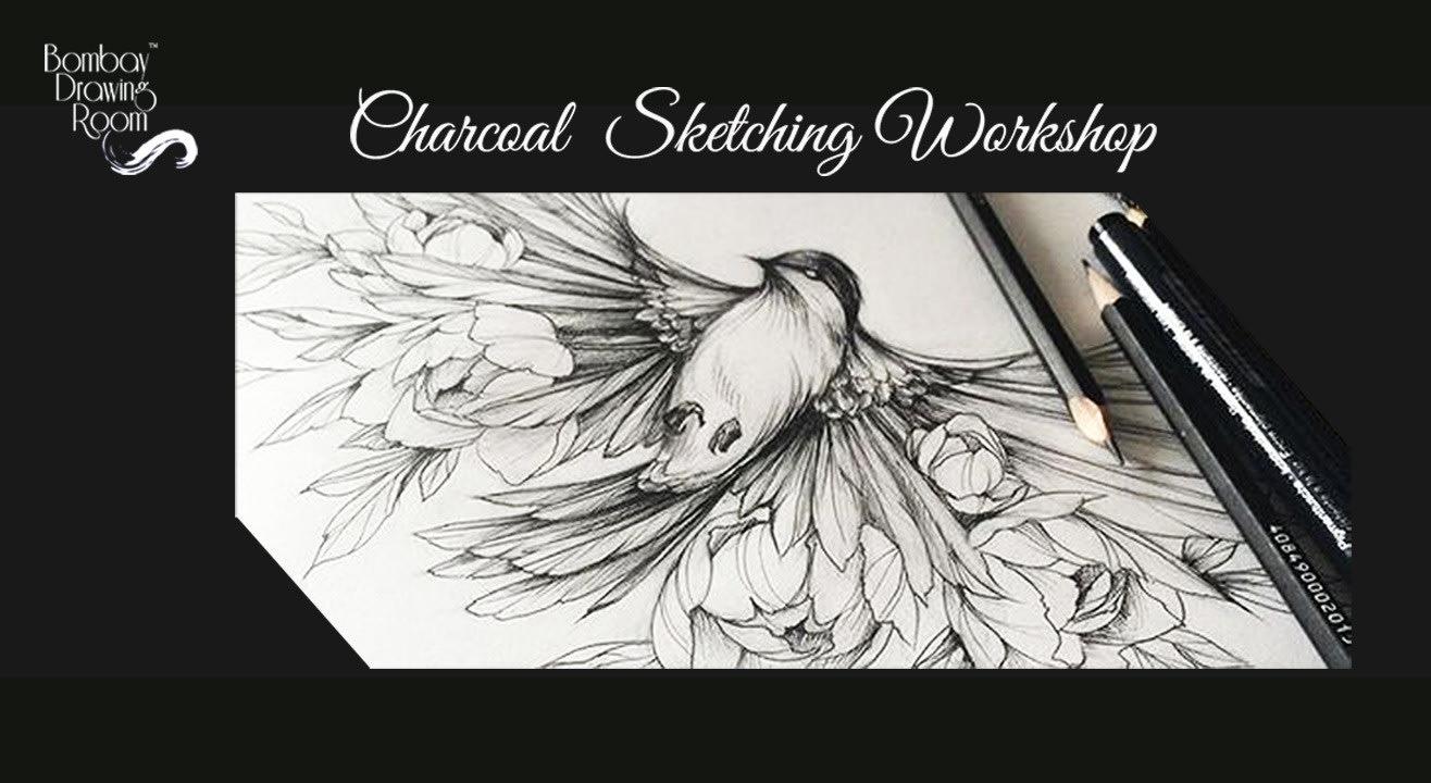 Charcoal Sketching Workshop
