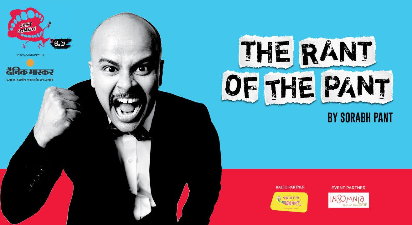 Just Comedy Presents Sorabh Pant Live