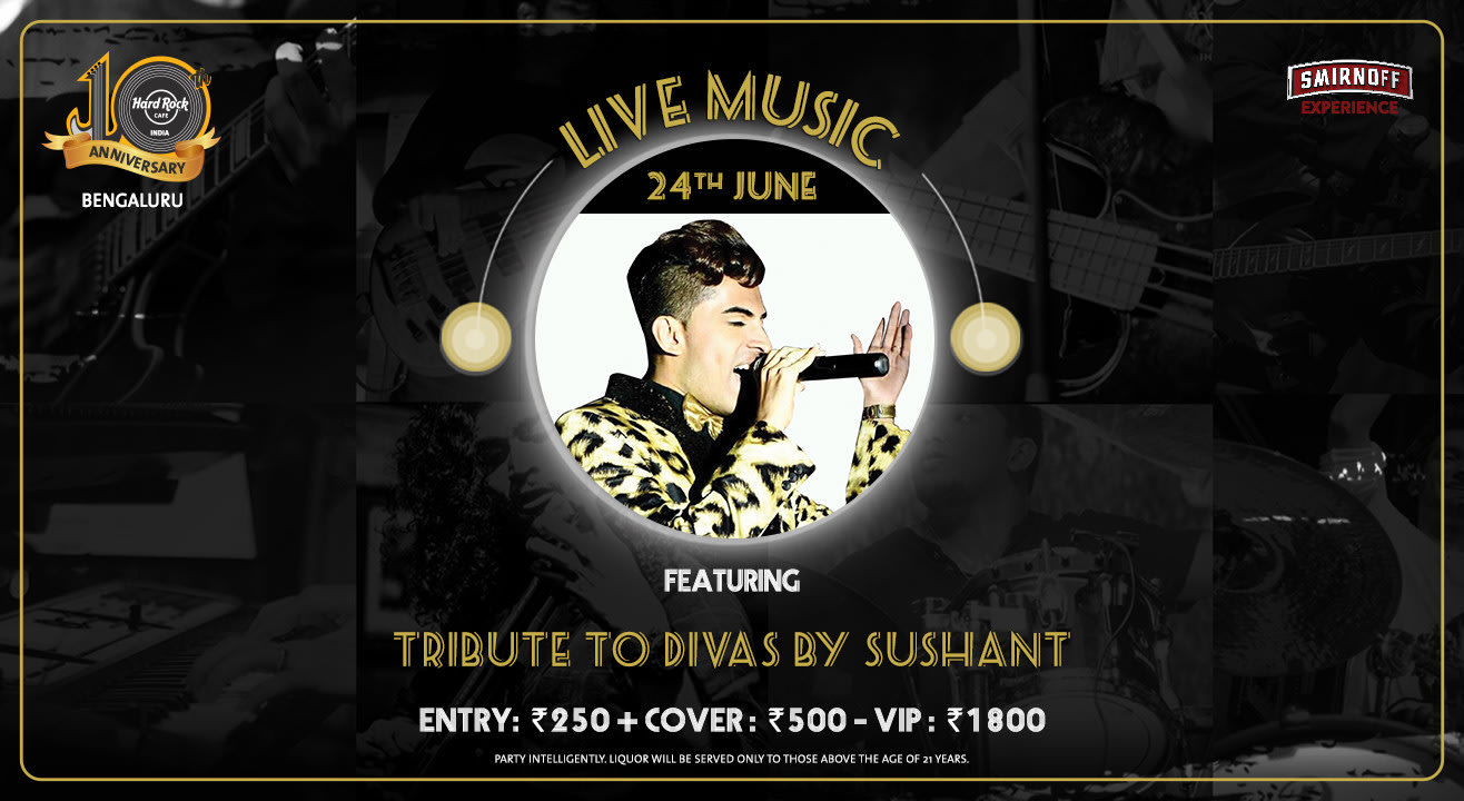 Tribute to Divas by Sushant - Saturday Night Live!