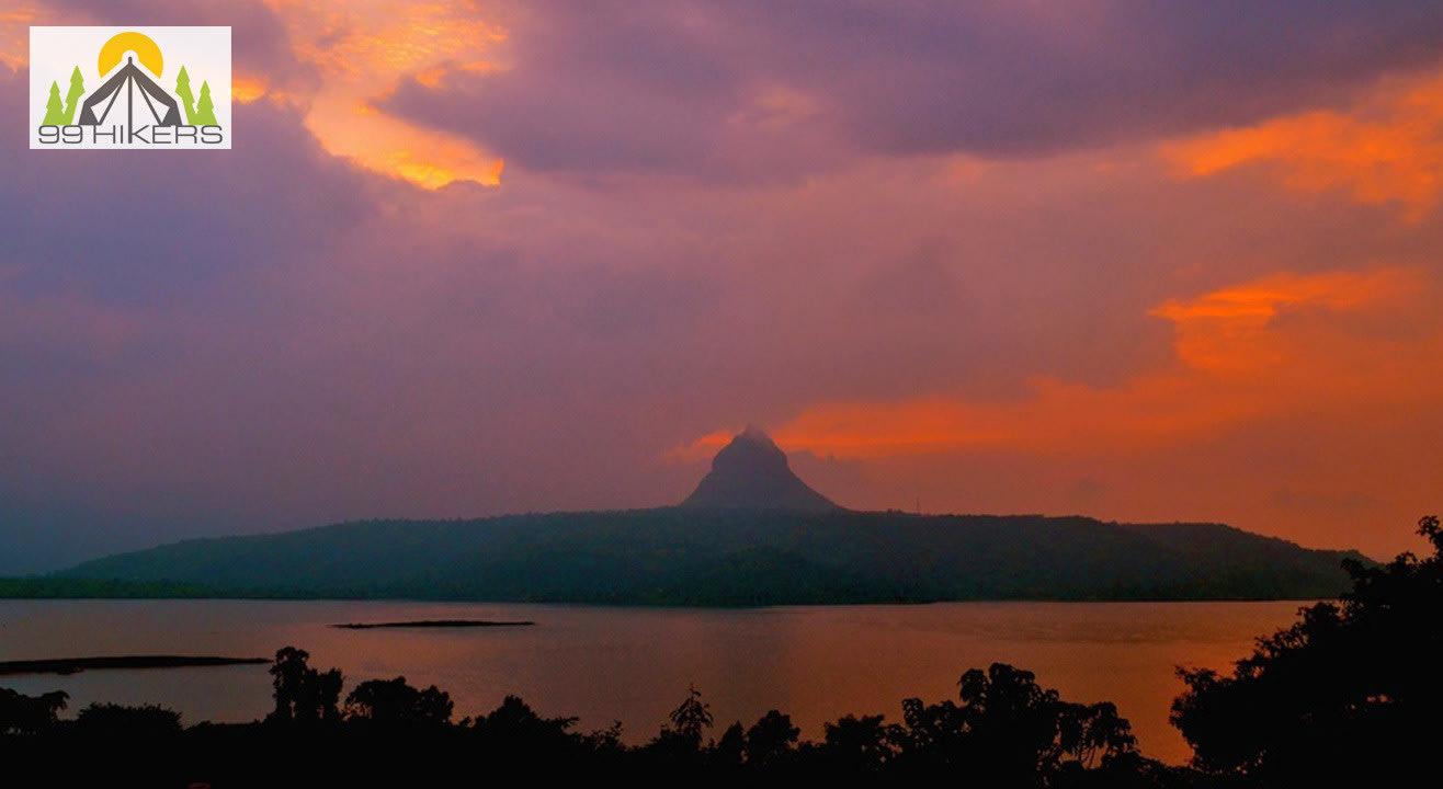 Breathtaking Monsoon Camping-Pawna Lake