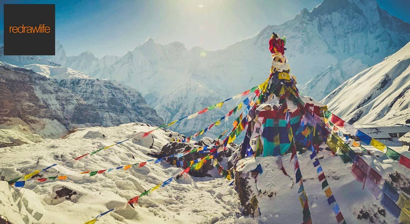 Adventure of a life time: Everest Base camp Trek!