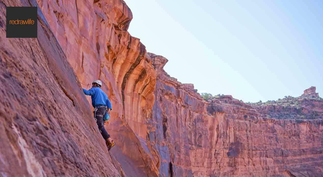 Rock Climbing: Badami