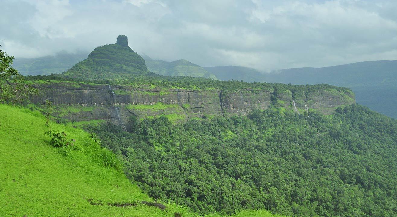 One day trek to Kothaligad