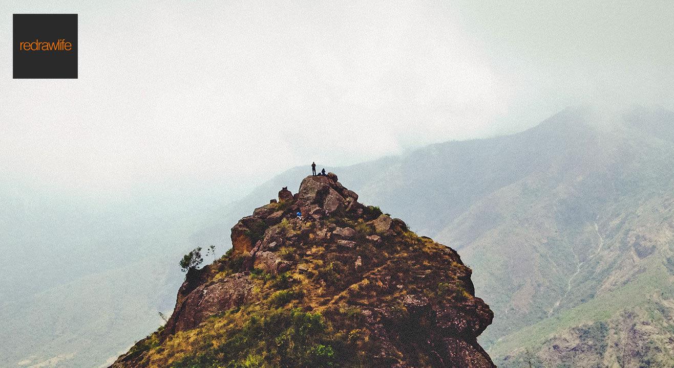Into The Blue Mountains : Sengottaraayar Malai