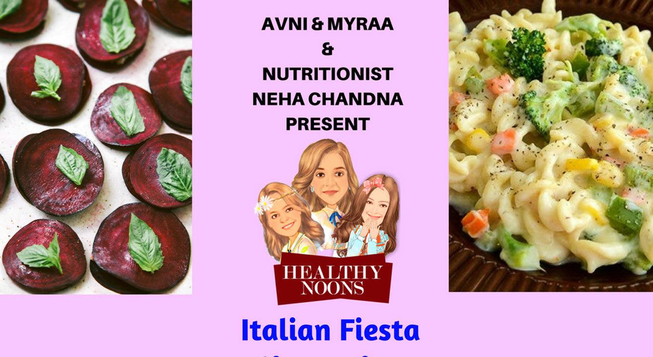Italian Fiesta by Healthynoons